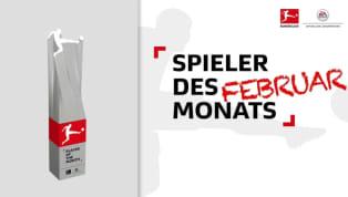 Es ist wieder soweit, die Wahl zum Spieler des Monats Februar in der Bundesliga hat begonnen. Am Mittwoch wurden die sechs Kandidaten vorgestellt nun können...