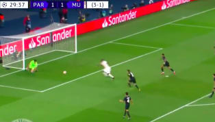 Phút 30, Romelu Lukaku bất ngờ có cú đúp sau khi Gianluigi Buffon biếu không một bàn thắng từ pha 'ói' bóng với cú sút của Marcus Rashford. Rashford tung ra...