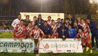 El equipo azulgrana no pudo revalidar el título conquistado el año pasado ante un nuevo rival, el Girona que se convierte en campeón de Cataluña por primera...