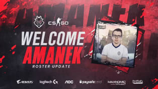"""François """"AMANEK"""" Delaunay joined G2 Esports' Counter-Strike: Global Offensive lineup, the team announced Thursday. AMANEK will replaceAlexandre """"bodyy""""..."""