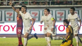  ภาพ : True Bangkok United ทรู แบงค็อก ยูไนเต็ด ซิวสามคะแนนในศึก ไทยลีก 1 นัดที่ 3 เมื่อบุกไปเอาชนะ คราด 1-0 จากประตูชัยของ เนลสัน โบนีญา...