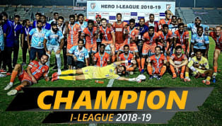 ​Chennai City showed their tremendous comeback capabilities raced to a 3-1 victory over Minerva Punjab after trailing 1-0, in order to win the ​2018-19...