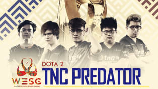 TNC Predator won the Dota 2World Electronic Sports Games 2018 on Sunday, taking home its second WESG trophy and $500,000 dollars for the effort. TNC Predator...