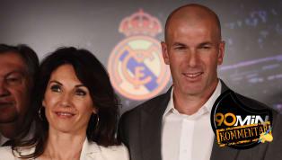 Die Meldung des Tages am Montag: Zinedine Zidane übernimmt neun Monate nach seinem Abgang wiederumReal Madrid. So richtig hatte ihn wohl keiner auf dem...