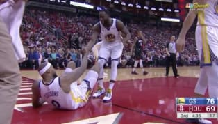 It was a close battle the whole game between theGolden State Warriors and the Houston Rockets on Wednesday night.Ultimately, the dubs stole the road win...