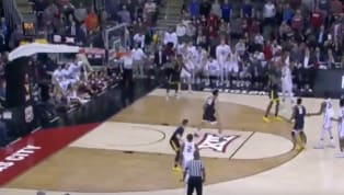 Hitting a buzzer-beater is one of the most exhilarating feeling in all of sports, and Oklahoma Sooners' Christian James hit a vitalone in theBig 12...