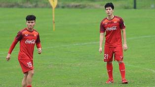 Theo báo cáo mới nhất từ đội ngũ y tế thì tình hình sức khỏe của Quang Hải và Đình Trọng vẫn đang diễn biến rất tốt và cả 2 cầu thủ này đều có thể kịp bình...