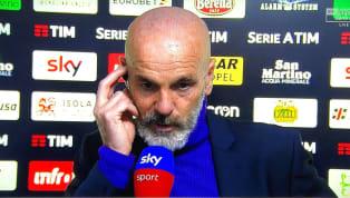 Intervistato al termine del match perso dallaFiorentinacontro il Cagliari(2-1 il punteggio finale per i rossoblu), Stefano Pioliè intervenuto ai microfoni...