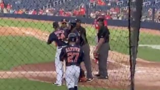 ​Have we ever seen ​AJ Hinch this fired up? My word, the man is in midseason form! On Friday, the Astros took on the Cardinals in some Spring Training action,...