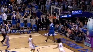 So Zion, how's the knee feeling? From the looks of it, pretty damn good.Zion Williamsonis putting on a show in the semifinals of the ACC Tournament, and...