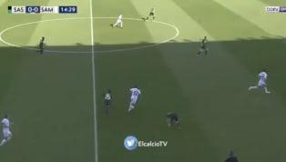  الدوري الإيطالي : ساسولو 0 × 1 سامبدوريا .. ديفريل .. pic.twitter.com/gw7YZyDOxJ — ElcalcioTV الحساب الإحتياطي (@RecordingVideo1) 16 marzo 2019 
