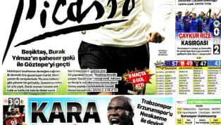 Beşiktaş ve Trabzonspor'un 1-0'lık galibiyetleri, günün haberlerinde ağırlıklı olarak işlenmiş durumda. Galatasaray'ın Bursaspor maçı öncesindeki gelişmelerin...