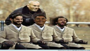El Real Madrid volvió al Santiago Bernabéu tras el descalabro de la Champions pero ya con Zidane en el banquillo para iniciar la reconstrucción. Lo primero...