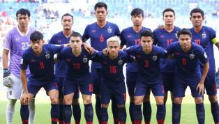  ภาพ :FA Thailand สมาคมกีฬาฟุตบอลแห่งประเทศไทยในพระบรมราชูปถัมภ์ ประกาศเรียก 4 แข้งช้างศึกเสริมทัพลุยทัวร์นาเมนต์อุ่นเครื่อง ไชนา คัพ แทนที่ 4...
