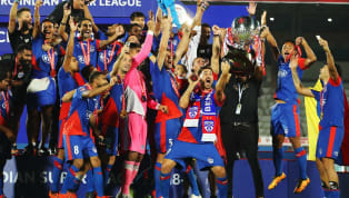 Bengaluru FC beat FC Goa 1-0 courtesy of a goal from Rahul Bheke in extra time in the final to clinch their maiden Indian Super League title on Sunday night....