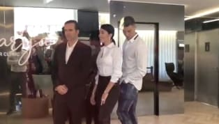 Cristiano Ronaldo è a Madrid.Il mercato, almeno ufficialmente, non ha nulla a che vedere con la presenza del fenomeno portoghese nella città che lo ha...