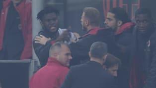 Una serata da dimenticare per ilMilan! Oltre alla sconfitta rimediata nel derby contro l'Inter, ancor più scalpore ha fatto laclamorosa lite in diretta...