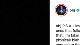 ​Newly acquired Browns receiver ​Odell Beckham Jr. appears to be following in the steps of LeBron and going Zero-Dark-13 over the next few days, taking a...