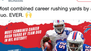 The Bills certainly turned some heads when they announcedthe signing of 35-year-old running back Frank Goreas he would bejoining fellow veteran LeSean...