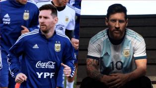 Lionel Messi đã xuất hiện trong buổi tập mới nhất của tuyển Argentina chuẩn bị cho hai trận cầu giao hữu quốc tế sắp tới, và cũng trở thành người giới thiệu...