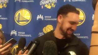 Warriors guardKlay Thompsonisn't giving the Spurs any credit for theSplash Brothers' rough shooting night on Monday. Speaking with the media after the...