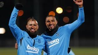 Arturo Vidal y Kevin-Prince Boateng están disfrutando de su etapa en elF.C.Barcelona. Ambos jugadores han llegado esta temporada para reforzar al equipo...