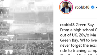 Randall Cobb's tenure with the Green Bay Packers officially reached it's conclusion this offseason, as the team opted against re-signing him. The separation...