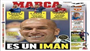 En los principales diarios deportivos de España vemos como la atracción del técnico galo, especialmente por el gran respeto que se le tiene por su etapa como...