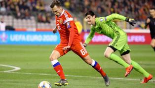 Jeudi soir, la Belgique recevait la Russie pour le compte de la première journée des qualifications pour l'Euro 2020. Si les Belges l'ont emporté 3-1, la...