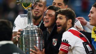 Son tres los jugadores que ostentan el record de vueltas olímpicas con la camiseta del Millo: Ángel Amadeo Labruna, Ricardo Vaghi y Bruno Rodolf. Cada uno de...