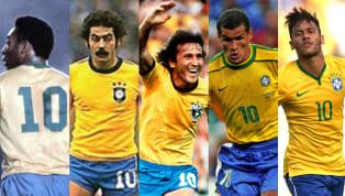 Ser camisa 10 é uma honra. Ser (ou ter sido) camisa 10 da seleção brasileira é uma honra ainda maior. E um privilégio de poucos. De torcedor para torcedor:...