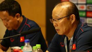 Pelatih Timnas Vietnam U-23, Park Hang-seo, mewaspadai lawan timnya di laga kedua grup K Kualifikasi Piala Asia U-23 2020, Timnas Indonesia U-23. Kedua tim...