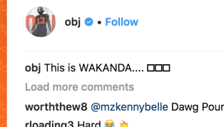 ​As if the Dog Pound wasn't hyped enough, ​Odell Beckham, Jr. keeps fanning the flames on instagram. Despite hinting that he'd be taking a social media...