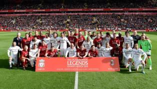Tối qua, đội huyền thoại Liverpool và đội huyền thoại AC Milan chạm trán với nhau trên sân Anfield trong trận đấu giao hữu, đây là trận cầu mang ý nghĩa từ...
