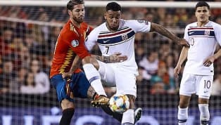 ​Norway striker Joshua King has praised the attitude of Spain captain Sergio Ramos during the Bournemouth man's side's Euro 2020 qualifying defeat. King got...