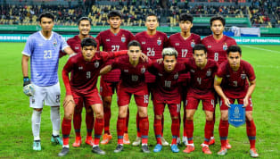 ฟุตบอล ไชนา คัพ 2019 นัดชิงชนะเลิศ ทีมชาติไทย0-4 ทีมชาติอุรุกวัย กว่างซี สปอร์ต เซ็นเตอร์ นครหนานหนิง สาธารณรัฐประชาชนจีน ภาพ :ช้างศึก ทีมชาติไทย...