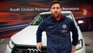 El FC Barcelonavuelve a estar patrocinado con Audi y, como en cada año, la marca de automóviles ha hecho entrega de varios de sus mejores coches a los...