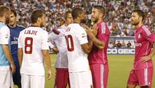 Pepe y Keita ya arrastraban una historia desde la época en la que el volante era jugador del Barcelona. En un amistoso entre Roma y Real Madrid, Keita se negó...