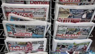 Bugün 1 Nisan Şaka Günü. Birçok ülkede insanlar, hatta bazen devletler de birbirlerine tatlı şakalar yapabiliyor. Peki ya gazeteler? Bugünün gazetelerinde yer...