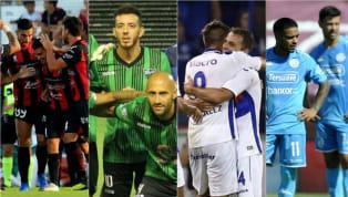 De cuatro equipos, tres perderán la categoría. Los partidos y las opciones de cada uno de los involucrados para mantenerse en Primera División del fútbol...