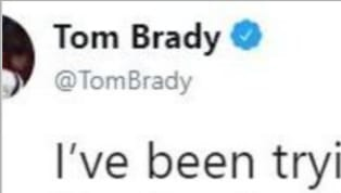 New England Patriotsquarterback Tom Brady just started on Twitter this week, and his first tweet came on Monday, April Fools'Day. Naturally, hetrolled...