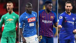 Dưới đây là 8 bản hợp đồng hứa hẹn sẽ khiến TTCN chao đảo. Hợp đồng de Gea sẽ mãn hạn vào Hè 2019 (Manchester United kích hoạt điều khoản tự động gia hạn đến...