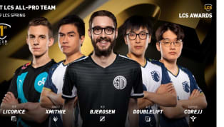 The awards for the 2019 Spring Split of the LCS have been released. Who has proven themselves to be the best players in NA League of Legends? Congratulations...
