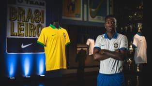Pour se remémorerses premièresheures glorieuses dans le tournoi continental, la Seleçao arborera un maillot de couleur blanche lors de la Copa America. Un...