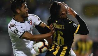 Luego de la derrota de LDU ante Peñarol por 1 a 0 en laCopa Libertadores, los jugadores del equipo ecuatoriano salieron con bronca ya que tuvieron la...