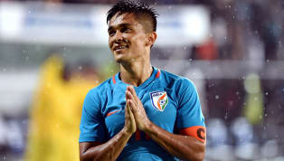 Indianfootball team's legendary captain Sunil Chhetri has also dived into the debate that has divided the world of football into Cristiano Ronaldo and...