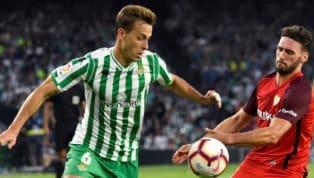  🚨 XI del #SevillaFC 🆚 @RealBetis Vaclík - Jesús Navas, Mercado, Carriço, Escudero - Sarabia, Banega, Franco Vázquez, Roque Mesa - Munir y Ben...