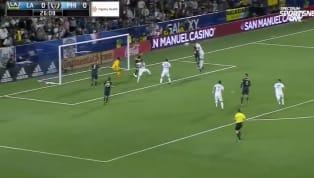 Jornada de sábado por la noche en la MLS y elLA Galaxyse está enfrentando al Philadelphia Union. Zlatan Ibrahimovicabrió el marcador en el minuto 27 del...