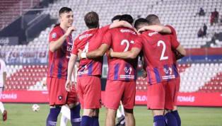 Los puntajes de los futbolistas de Cerro Porteño, luego de la aplastante goleada por 5 a 1, en el encuentro ante River Plate, correspondiente a la fecha 16...