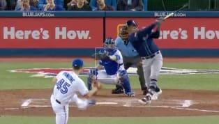 El relevista de losAzulejos de Toronto,Thomas Pannone, logró hacer historia al retirar el tercer inning inmaculadode la organización este sábado ante los...